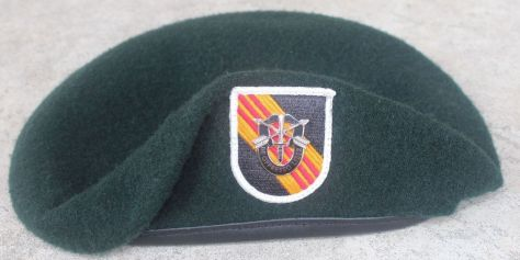 Green Beret 5th Group