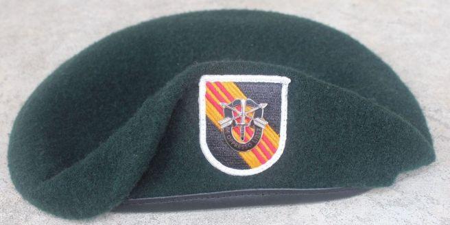 Green Beret 5th Group